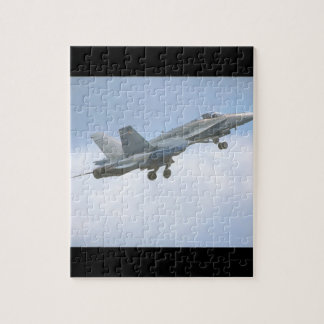 McDonnell Douglas CF-18_Aviation Photography Jigsaw Puzzle