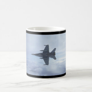 McDonnell Douglas CF-18A_Aviation Photograp Coffee Mug