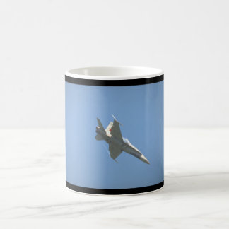 McDonnell Douglas CF-18A_Aviation Photograp II Coffee Mug