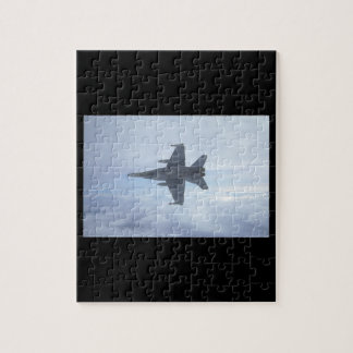 McDonnell Douglas CF-18A_Aviation Photograp Jigsaw Puzzle