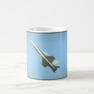 McDonnell Douglas CF-18A_Aviation Photography II Coffee Mug