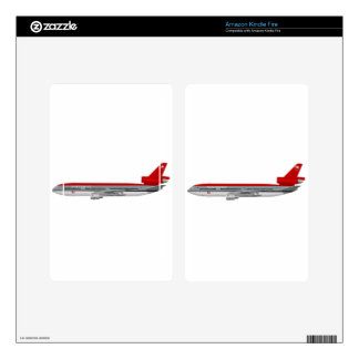 McDonnell Douglas DC-10 Northwest N234NW Decals For Kindle Fire