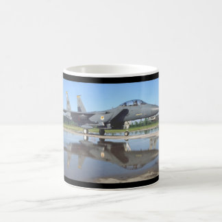 McDonnell Douglas F-15E_Aviation Photograp II Coffee Mug