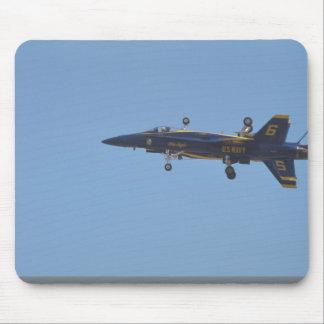 McDonnell-Douglas F-18/U.S. Navy Blue Angels Mouse Pads