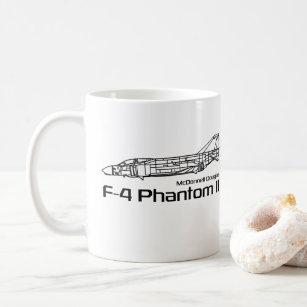 Mcdonnell Douglas-f 4 Phantom Coffee Mug