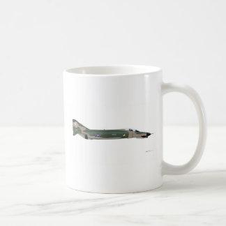 McDonnell Douglas F-4E Phantom II 68531 Classic White Coffee Mug