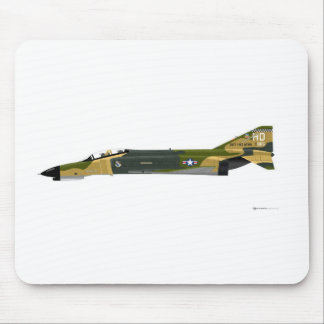 McDonnell Douglas F-4E Phantom II Mouse Pad