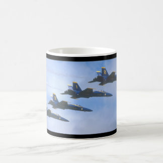 McDonnell Douglas F/A-18A_Aviation Photograp Coffee Mug