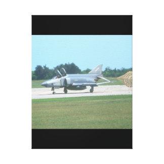 McDonnell Douglas RF-4C_Aviation Photography Canvas Print
