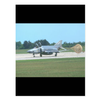 McDonnell Douglas RF-4C_Aviation Photography Postcard
