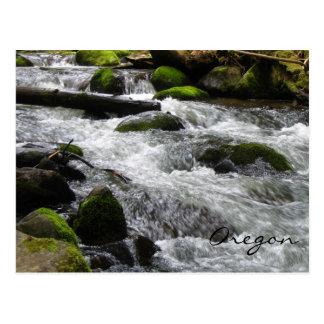 McDowell Creek, Oregon Post Card