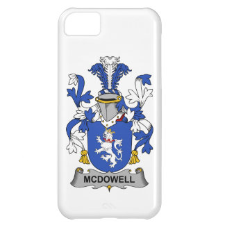McDowell Family Crest iPhone 5C Cases