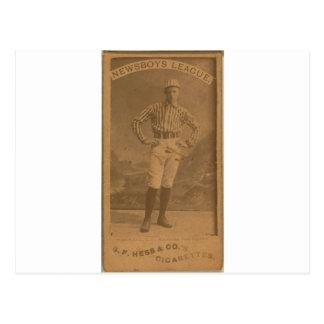 McDowell, poste de Rochester expreso Tarjeta Postal