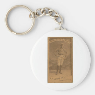McDowell, Rochester Post Express Keychain