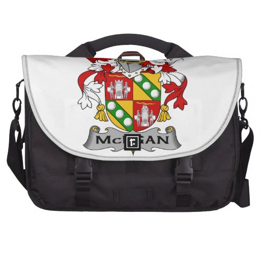 McEgan Family Crest Bags For Laptop