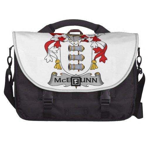 McElgunn Family Crest Laptop Commuter Bag
