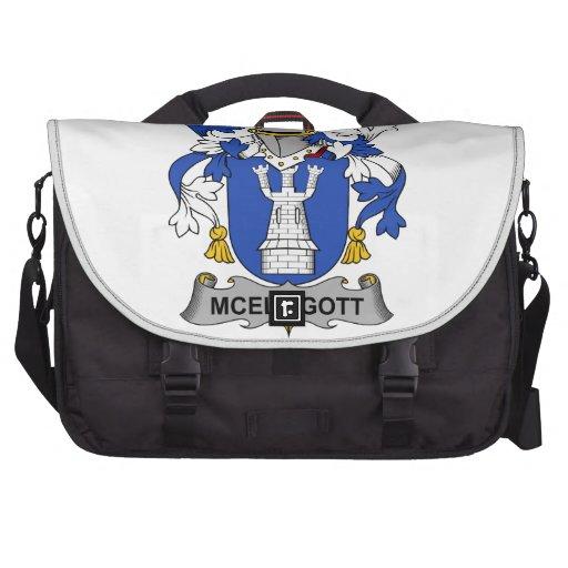 McElligott Family Crest Bags For Laptop