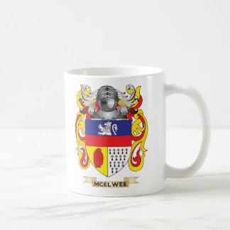McElwee Coat of Arms (Family Crest) Coffee Mug