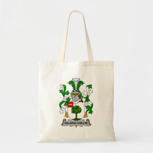 McEnchroe Family Crest Bags