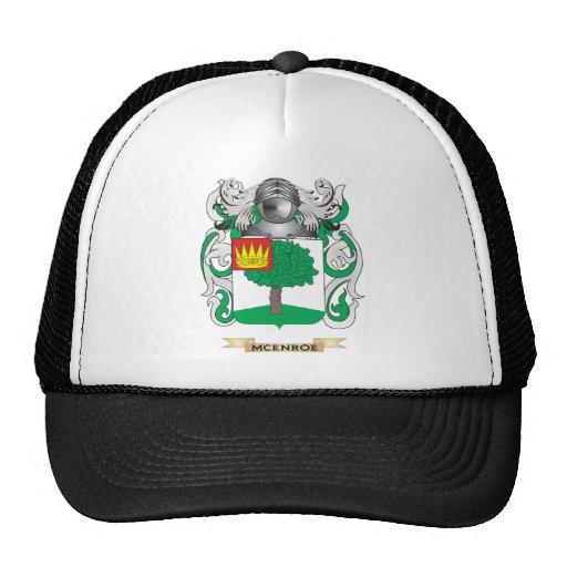 McEnroe Coat of Arms (Family Crest) Trucker Hat