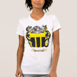 McEntee Coat of Arms (Family Crest) T Shirt