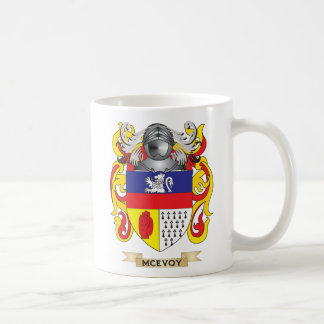 McEvoy Coat of Arms (Family Crest) Coffee Mugs