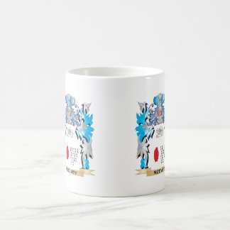Mcevoy Coat of Arms - Family Crest Mugs