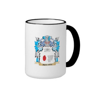 Mcevoy Coat of Arms - Family Crest Coffee Mug