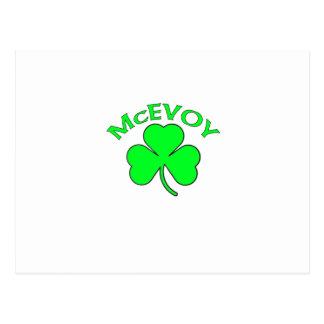 McEvoy Post Cards