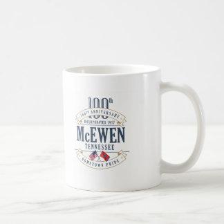 McEwen, Tennessee 100th Anniversary Mug