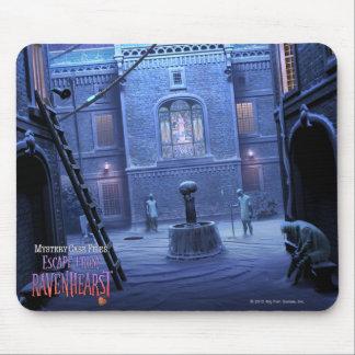 MCF: Escape de Ravenhearst congelado Alfombrillas De Raton