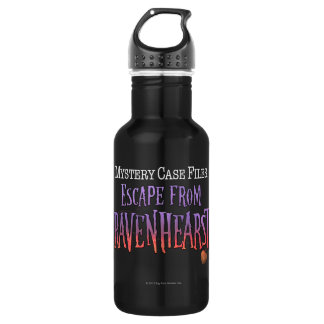 MCF: Escape from Ravenhearst Stainless Steel Water Bottle