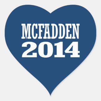 MCFADDEN 2014 STICKERS