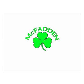 McFadden Post Card