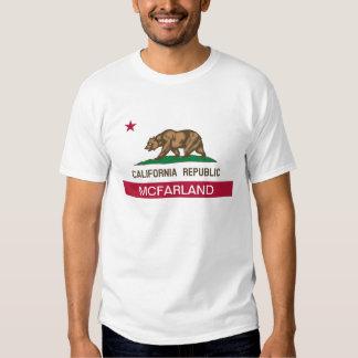 McFarland city California T Shirt