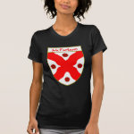 McFarland Coat of Arms/Family Crest T Shirt