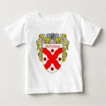 McFarland Coat of Arms (Mantled) Infant T-shirt
