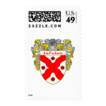McFarland Coat of Arms (Mantled) Stamp