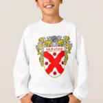 McFarland Coat of Arms (Mantled) Sweatshirt