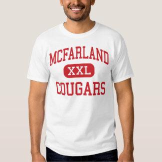 McFarland - pumas - alto - McFarland California Playera