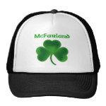 McFarland Shamrock Trucker Hat