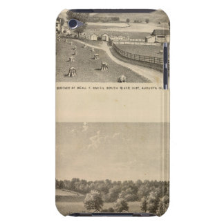 McFarland, Smith residences iPod Touch Case