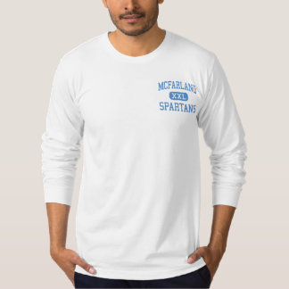 McFarland - Spartans - High - McFarland Wisconsin T Shirts