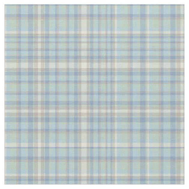 McFig Tartan Plaid Cotton Fabric