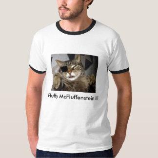 McFluffenstein mullido III Remeras