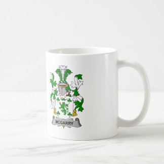 McGarry Family Crest Coffee Mug