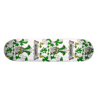 McGarry Family Crest Skateboard Deck