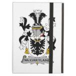 McGartland Family Crest iPad Cases