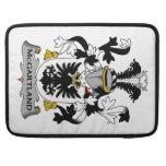 McGartland Family Crest Sleeves For MacBooks