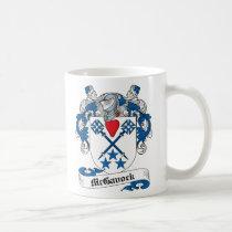 McGavock Family Crest Mug